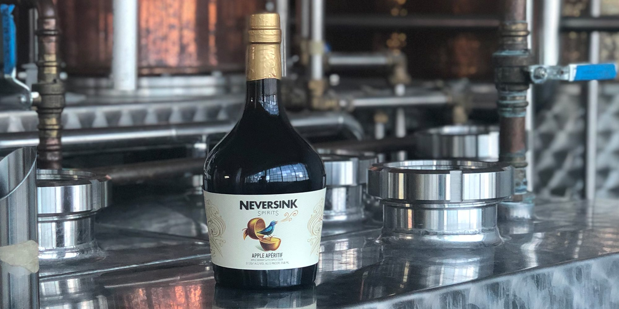 Neversink Spirits Apple Aperitif